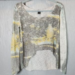 Love Stitch long sleeve knitted sweater/top Med